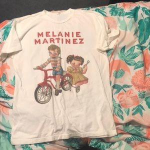 Melanie Martinez Cry Baby Tour Merch Shirt